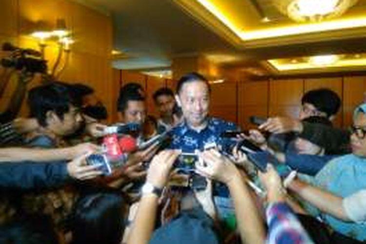 Kepala Badan Koordinasi Penanaman Modal (BKPM) Thomas Trikasih Lembong.