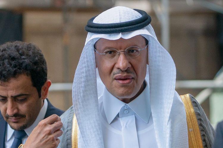 Pangeran Abdulaziz bin Salman, yang ditunjuk menjadi menteri energi Arab Saudi, Minggu (8/9/2019).