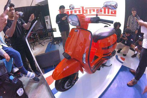 Lambretta Resmi Mengaspal, Dibanderol Mulai Rp 44,5 juta