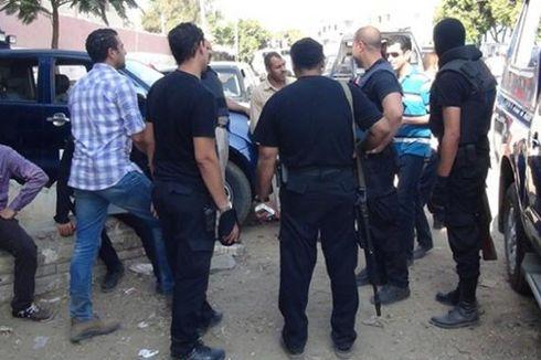 Tentara Mesir Serbu Sebuah Kota Kecil, 56 Loyalis Mursi Ditangkap