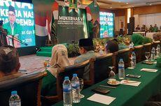 Buka Mukernas V PPP, Ketua Panitia Sapa Sekjen Versi Muktamar Jakarta