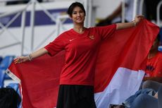Timnas U-23 Indonesia Menang Sesuai Prediksi Maria Ozawa