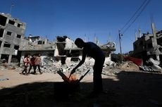 Proses Perbaikan Gaza Pasca Serangan 11 Hari Israel Akan Dimulai Oktober, Ini Rinciannya