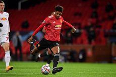 Man United Sudah Jatuh Tertimpa Tangga, Rashford Cedera pada Laga Kontra PSG