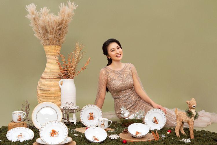Sandra Dewi X Zen Tableware