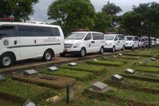 TPU Srengseng Sawah Mulai Dipakai Pemakaman Pasien Covid-19, Hari Ini Ada 48 Jenazah