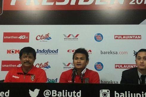 Meski Gagal, Bali United Tetap Percaya Bakat Lokal