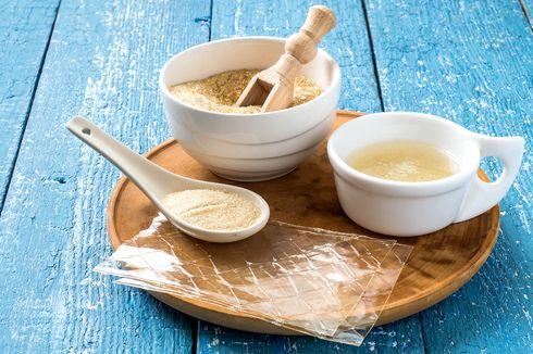 Bedanya Agar-Agar dan Gelatin, Bahan Makanan untuk Dessert