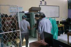 SMP di Serang Dibobol Maling, 119 Tablet dan 19 Laptop Raib