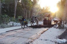 Indonesia Makin Tergantung Aspal Impor