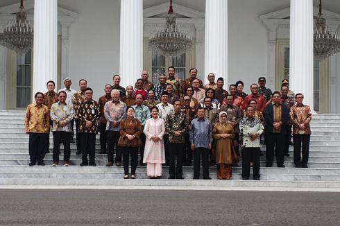 Beragam Cerita Menteri Jokowi Jelang Pelantikan...