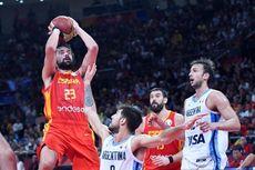 Kalahkan Argentina, Spanyol Juara FIBA Basketball World Cup 2019