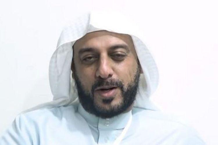 Muslim preacher Sheikh Ali Jaber