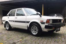 Modifikasi Corolla DX 1983+ Bergaya Rally Look 80-an