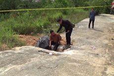 Misteri Balok Kayu dengan Bekas Darah di Lokasi Penemuan Mayat Pria 70 Tahun di Balikpapan
