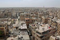 Tembakan dan Ledakan Sambut Tim Keamanan PBB di Kota Douma