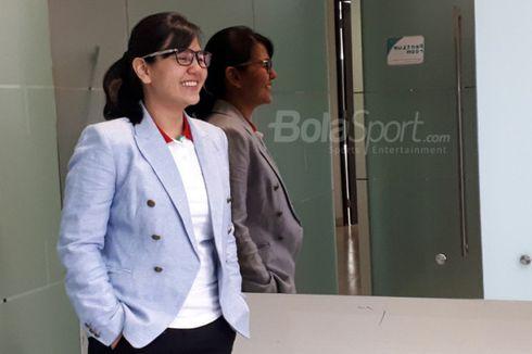 Ratu Tisha Tanggapi Kendala Gelar Piala Asia U-19 di SUGBK