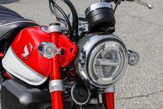 Honda Monkey di Indonesia Tidak Kena Recall