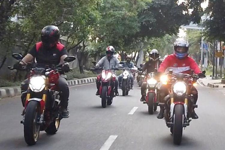 Kumunitas Ducati Motors Club Indonesia