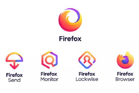 Mozilla Perkenalkan Logo Baru Firefox