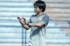 Aji Santoso Lega Kei Hirose Kembali Ikut Latihan Bersama Persela