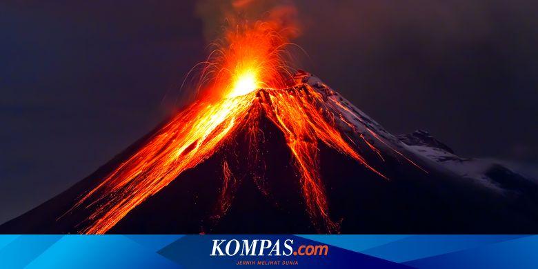 Letusan Gunung Berapi Awal Zaman Kapur Picu Pengas