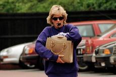 Dirilis Ulang, Tas Gucci Gagang Bambu Favorit Putri Diana