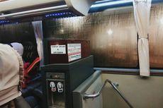 Bus AKAP Banyak yang Sudah Sediakan Dispenser Air