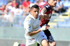 Hasil Liga Italia, Kekalahan Perdana Milan dari Cagliari sejak 1998