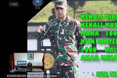 Simak 3 Kunci Sukses Secapa TNI AD dari Kluster Covid Jadi Nol Kasus