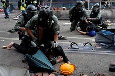 Bentrokan di Universitas Hong Kong, Keluarga yang Cemas Menanti Kabar Anaknya