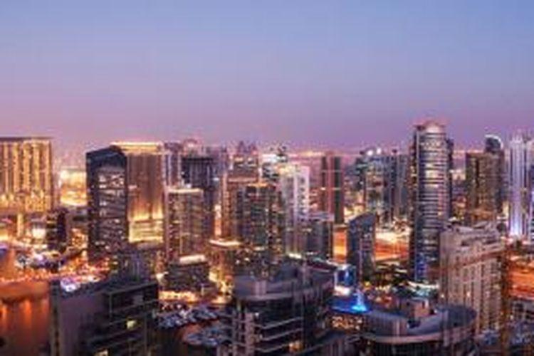 Pasar properti Dubai belum mencapai klimaks.