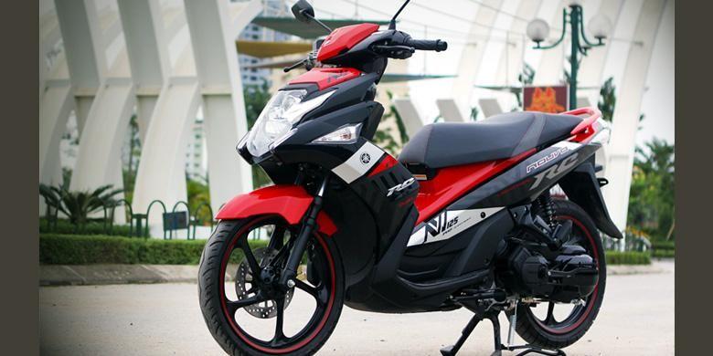 Yamaha Nouvo RC 2015 yang saat ini dipasarkan di Vietnam.