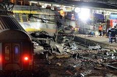 Rusaknya Wesel Rel Jadi Penyebab Kecelakaan Kereta di Perancis