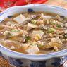 Resep Sup Szechuan, Sup Kental ala Restoran Chinese Food