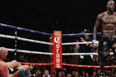 Deontay Wilder Akan Lebih Impresif pada Duel Ketiga Lawan Tyson Fury