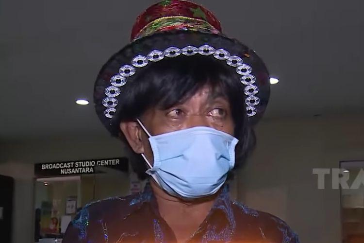 Pak Tarno(Tangkapan layar YouTube TRANS7 OFFICIAL)