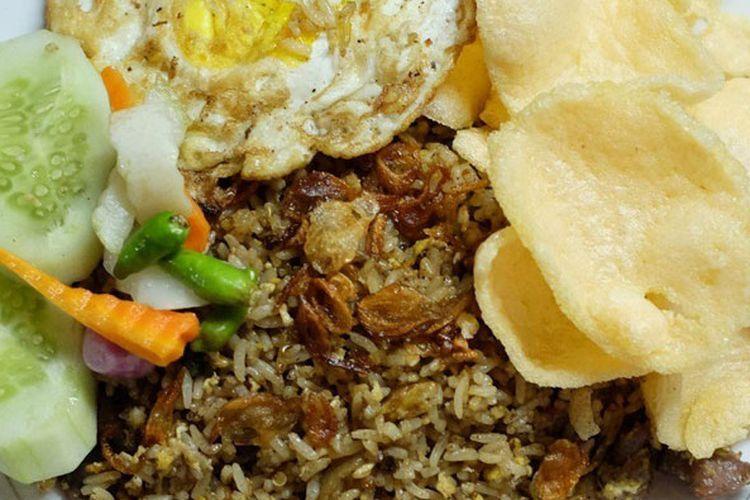 7 Nasi Goreng Terkenal Di Jakarta Pernah Coba Halaman All