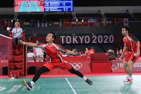 Hasil Indonesia di Olimpiade Tokyo, Ahsan/Hendra dkk Tutupi Kekalahan Pepanah Remaja