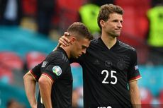 Podolski Kritik Pemain Jerman: Kalau Wembley Kebakaran pun, Mereka Akan Diam Saja di Lapangan!
