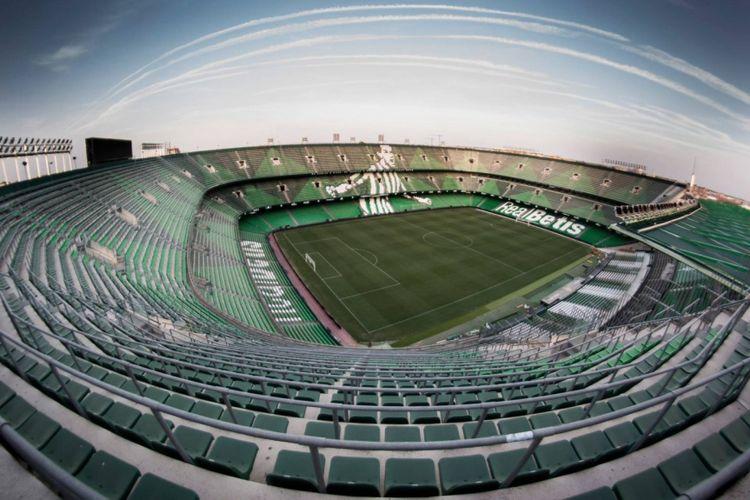 Markas Real Betis, Estadio Benito Villamarin.