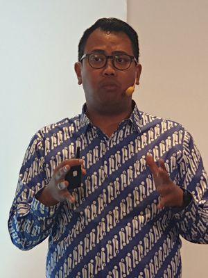 Ruben Hattari, Kepala Kebijakan Facebook Indonesia.