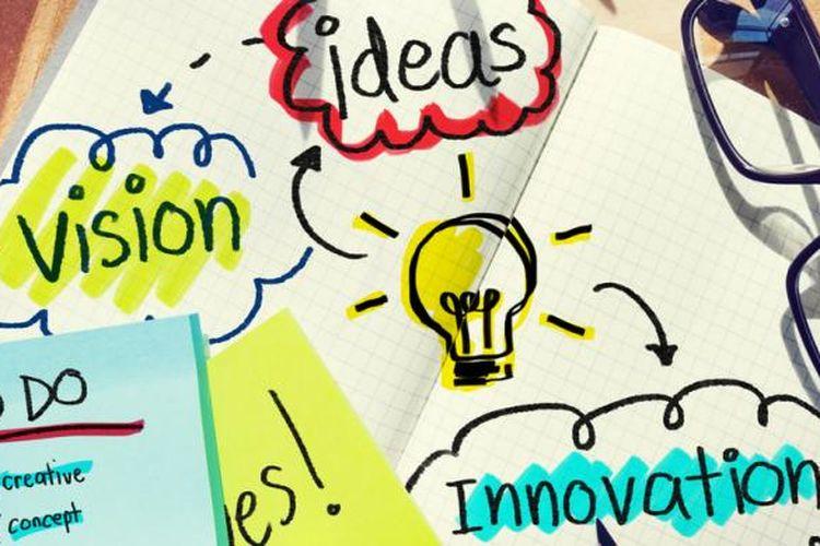 Ilustrasi inovasi