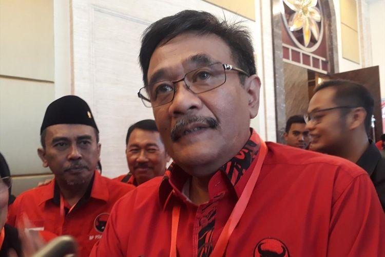 Ketua DPP PDIP, Djarot Saiful Hidayat