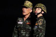 Raja Thailand Pecat Pengawal Kerajaan karena Ketahuan