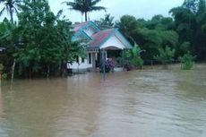 Ratusan Rumah di Kabupaten Tasikmalaya Terendam Banjir