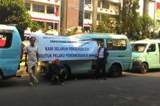 Buntut Pemerkosaan di Angkot, Sopir D01 Minta Hapus Sopir Tembak
