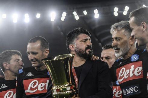 Noda Kecerobohan Fans di Tengah Kemenangan Napoli