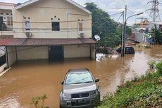 3 Perahu Tak Cukup untuk Evakuasi Warga, Ketua RW 03 Cipinang Melayu: Butuhnya 6