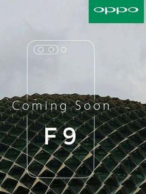 Bocoran teaser Oppo F9.